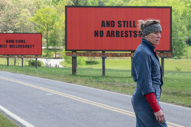Ulasan Filem Three Billboards Outside Ebbing Missouri