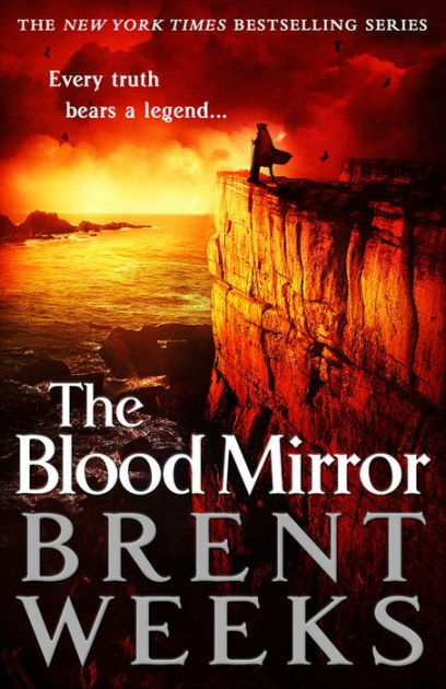 "Click Here To Order ""The Blood Mirror"" by Brent Weeks!!!"