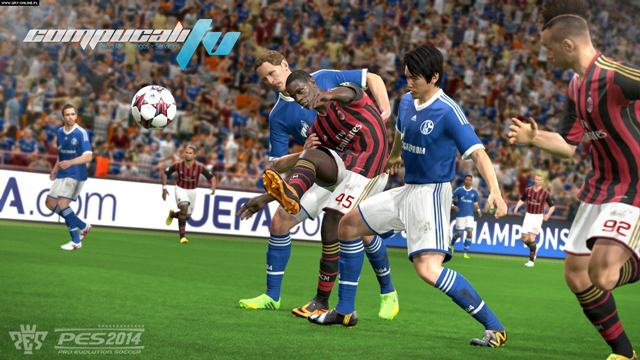 Imágenes Pro Evolution Soccer 2014