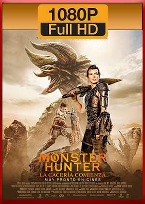 Descargar Monster Hunter pelicula 1080p latino mega 1 link