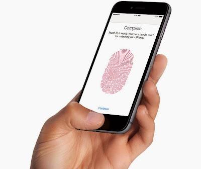 Image result for smart phone fingerprint security