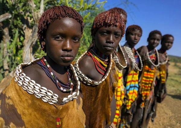 африканское племя хамер