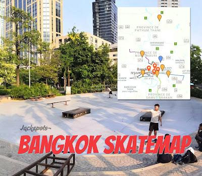 bangkok skateparks skate parks skatemap