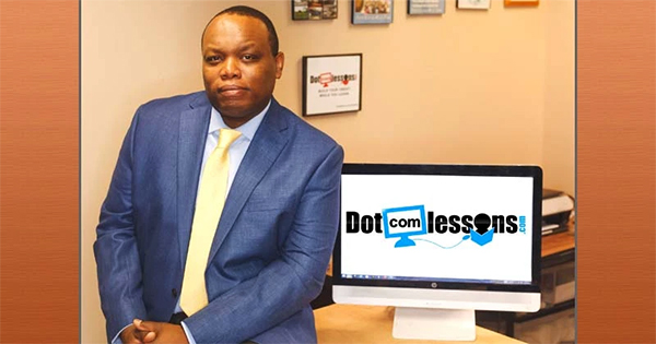Allen Brown, CEO and founder of DotcomLessons.com