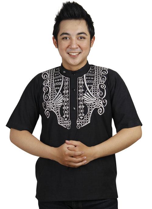 Abang None Jakarta Pusat: Mengenal Kebaya Encim dan Baju