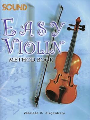 Easy Violin Method Book |تحميل وقراءة كتاب تعلم آلة الكمان pdf