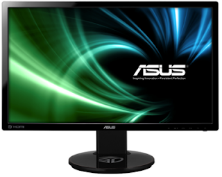 Asus VG248QE Driver for Windows 32bit and windows 64bit