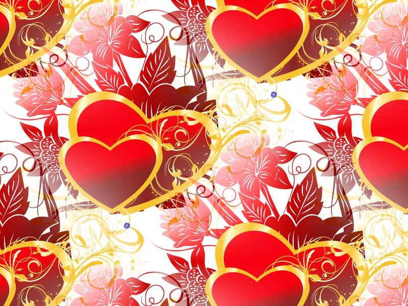 Solo Fondos De Pantalla San Valentin: Fondos Con Corazones Para San Valentin