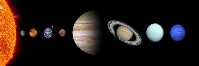 Complete information and interesting facts about Solar System