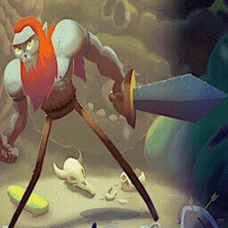 Billy the Giant Hunter - Adventure Time
