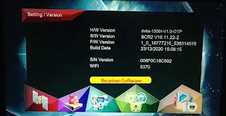 Open Sky Mini Hd125t 1506t 4m New Update 23 December 2020