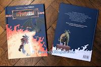 Logo Contest gratuito : vinci gratis una delle copie del grande e atteso Cartonato ''La fortezza Volume 1 ''