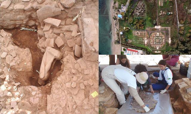 Στο μάλλον άγνωστο Ιερό των Αιγυπτίων Θεών της Νέας Μάκρης