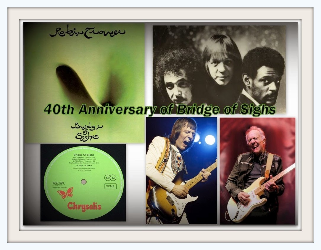 The Classic Rock Music Reporter Robin Trower Interview A