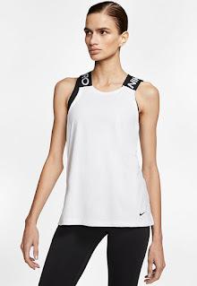 Nike - Дамски тренировъчен Топ Dry