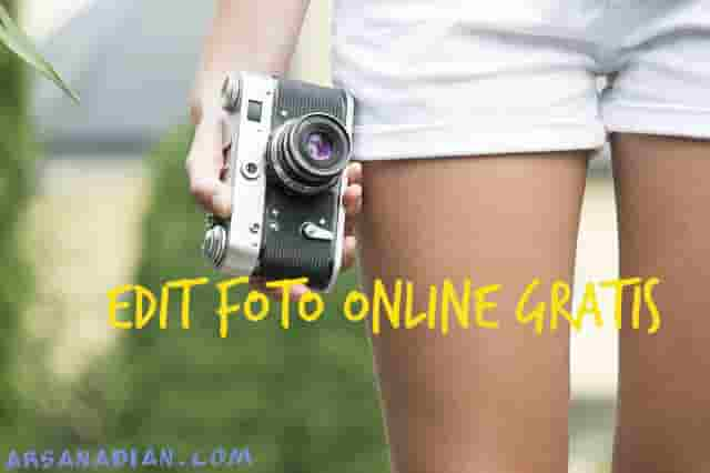 Edit Foto Online Gratis
