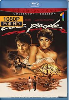 El Beso De La Pantera [1982] [1080p BRrip] [Latino-Inglés] [GoogleDrive] RafagaHD