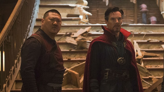 Wong e Doutor Estranho