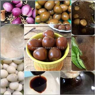 resep telur puyuh sederhana
