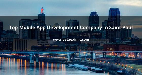 Top Mobile App Development Company in Saint Paul