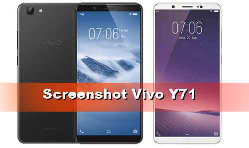 Tips Vivo Y71 screen capture