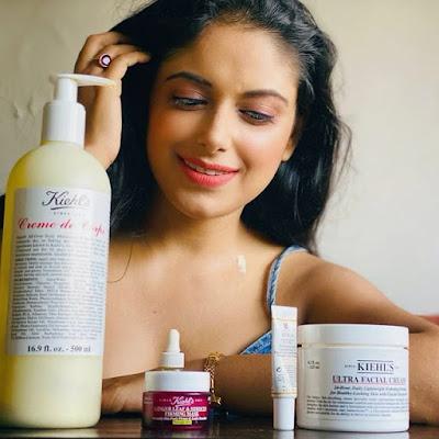 Sneha Paul  promoting brands