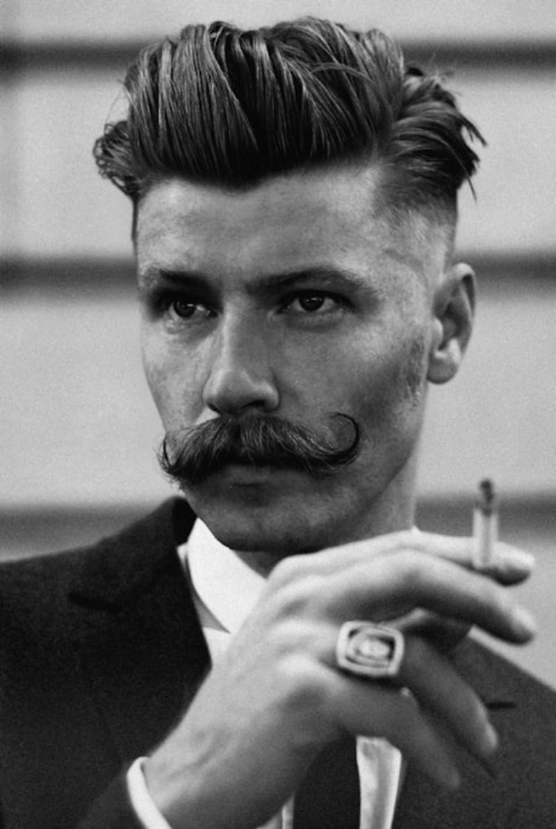 Cortes de pelo hombre años 50