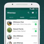 WhatsApp Messenger v2.19.221 Mod Lite APK