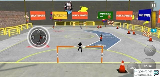 لعبة كرة الشوارع مجانا