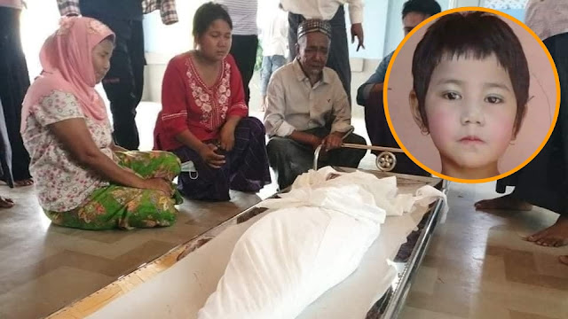 Kisah Khin Myo Chit, Bocah Perempuan Muslim Ditembak Tentara Myanmar di Pangkuan Ayahnya