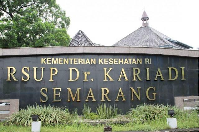 Penerimaan Pegawai Non PNS RSUP Dr. Kariadi Semarang Tahun 2018