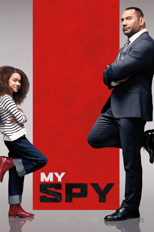 My Spy [2020] [CUSTOM HD] [DVDR] [NTSC] [Latino Final]