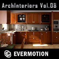 Evermotion Archinteriors vol.08 室內3D模型第8季下載