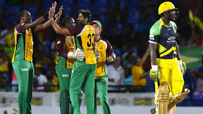 CPL 2019 GUY VS JAM 15th match Cricket Win Tips