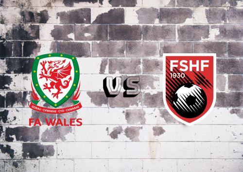 Gales vs Albania  Resumen