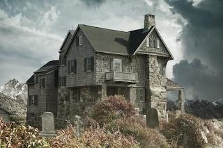 cerita horor, rumah tak kasat mata