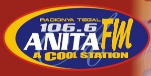 Streaming Anita FM 106.6 MHz Radionya Tegal Jawa tengah