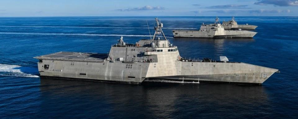 кораблів типу LCS