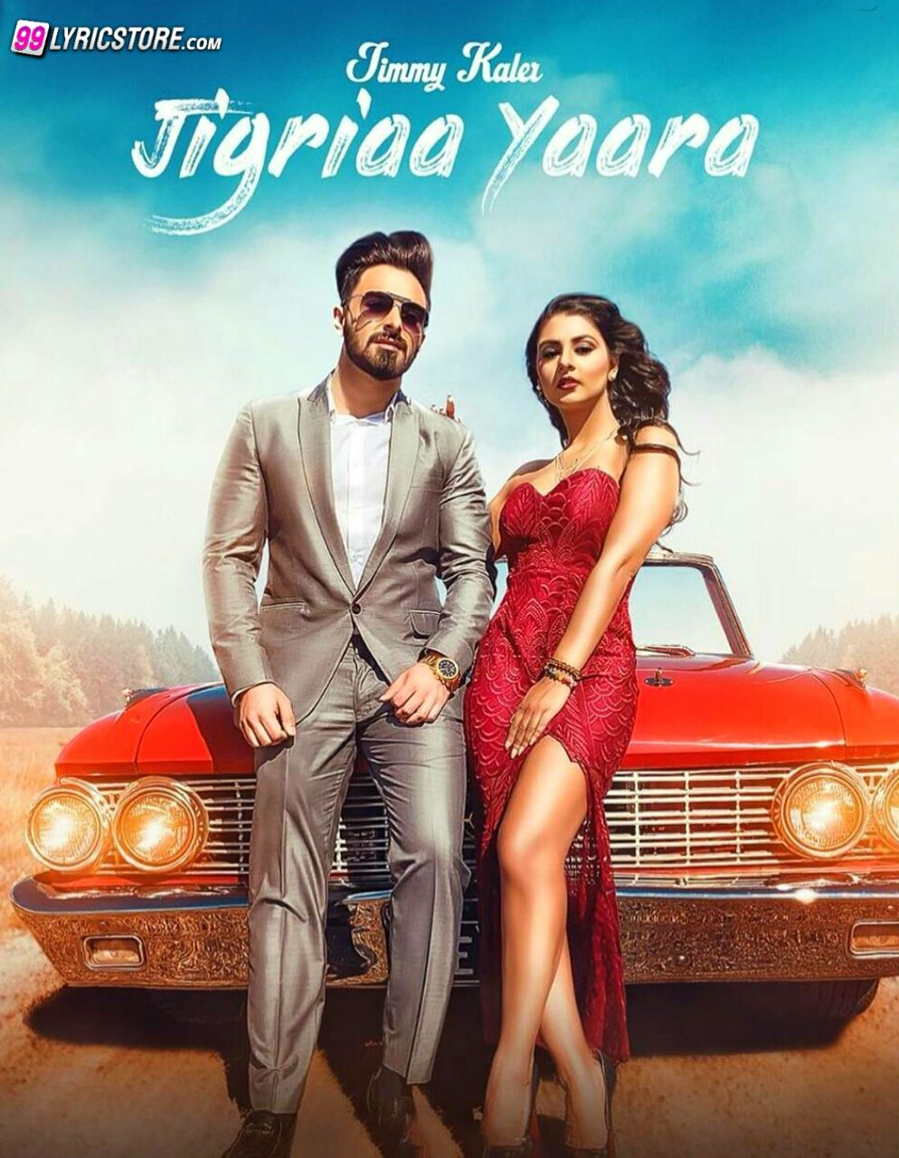 JIGRIAA YAARA new Punjabi Song Lyrics sung by Jimmy Kaler and Shipra Goyal