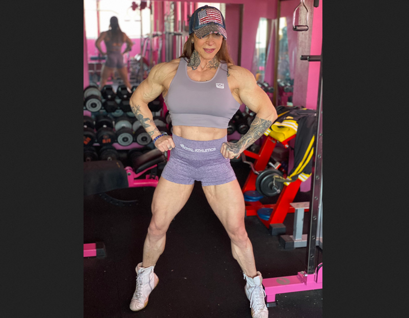 Workouts for Women: Lift Weights and Don't Get Bigger : Women Should Train for Strength Not Size