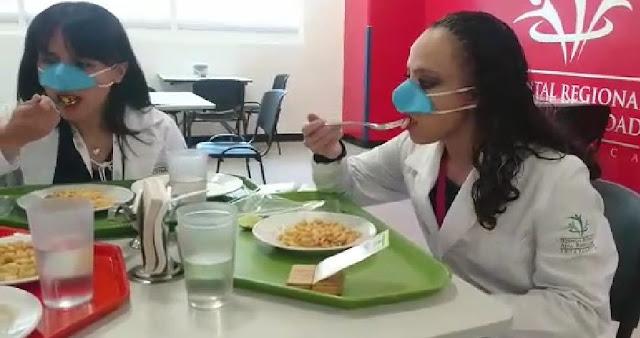 Crea y patenta IPN mascarilla nasal para reducir contagios de SARS-CoV-2
