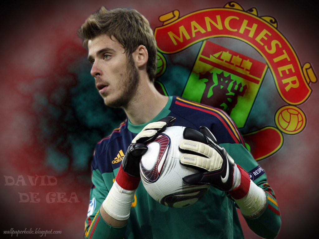 Sports Stars Blog: David De Gea Wallpaper Images 2012