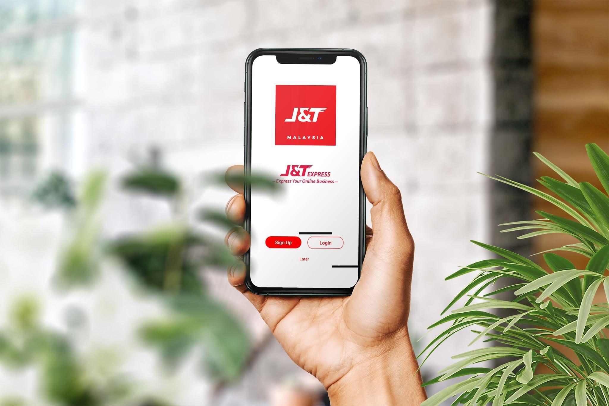 Cara Menggunakan Smart Order J&T Express