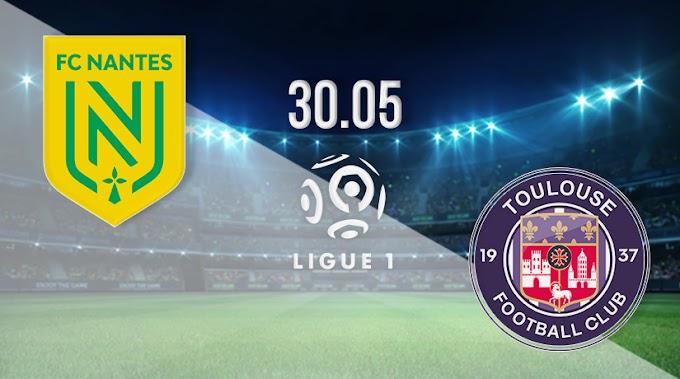 watch matche FC Nantes vs Toulouse live stream free