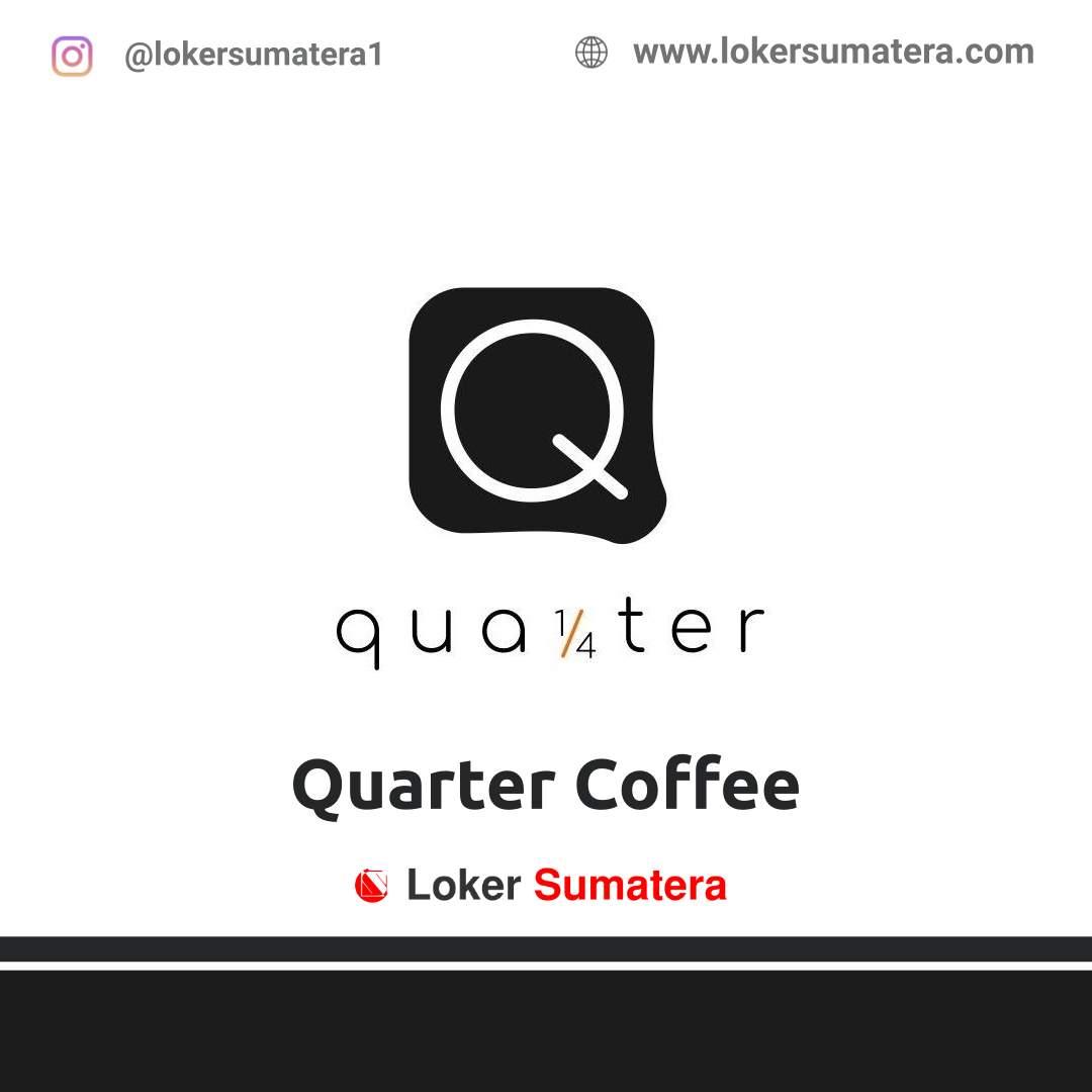 Lowongan Kerja Jambi: Quarter Coffee November 2020