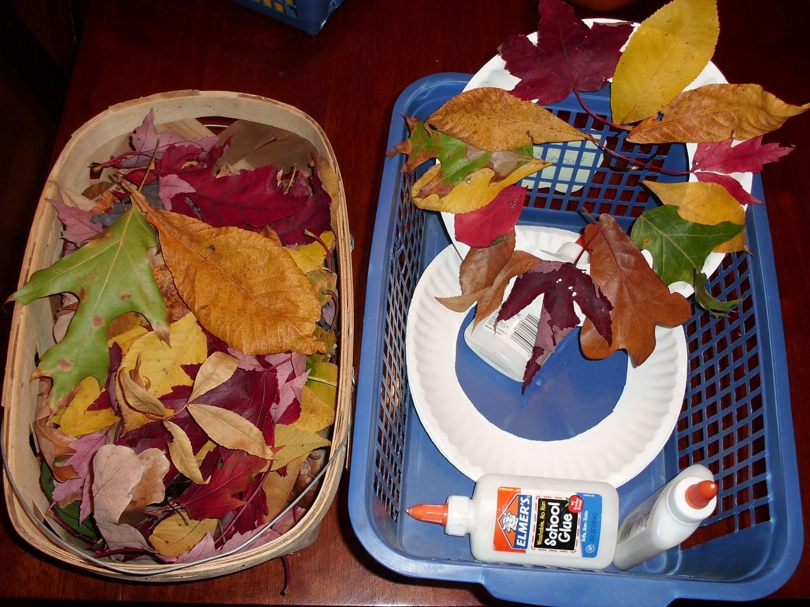 Happy Homeschool Fall Themed Preschool Activities