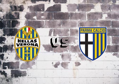Hellas Verona vs Parma  Resumen