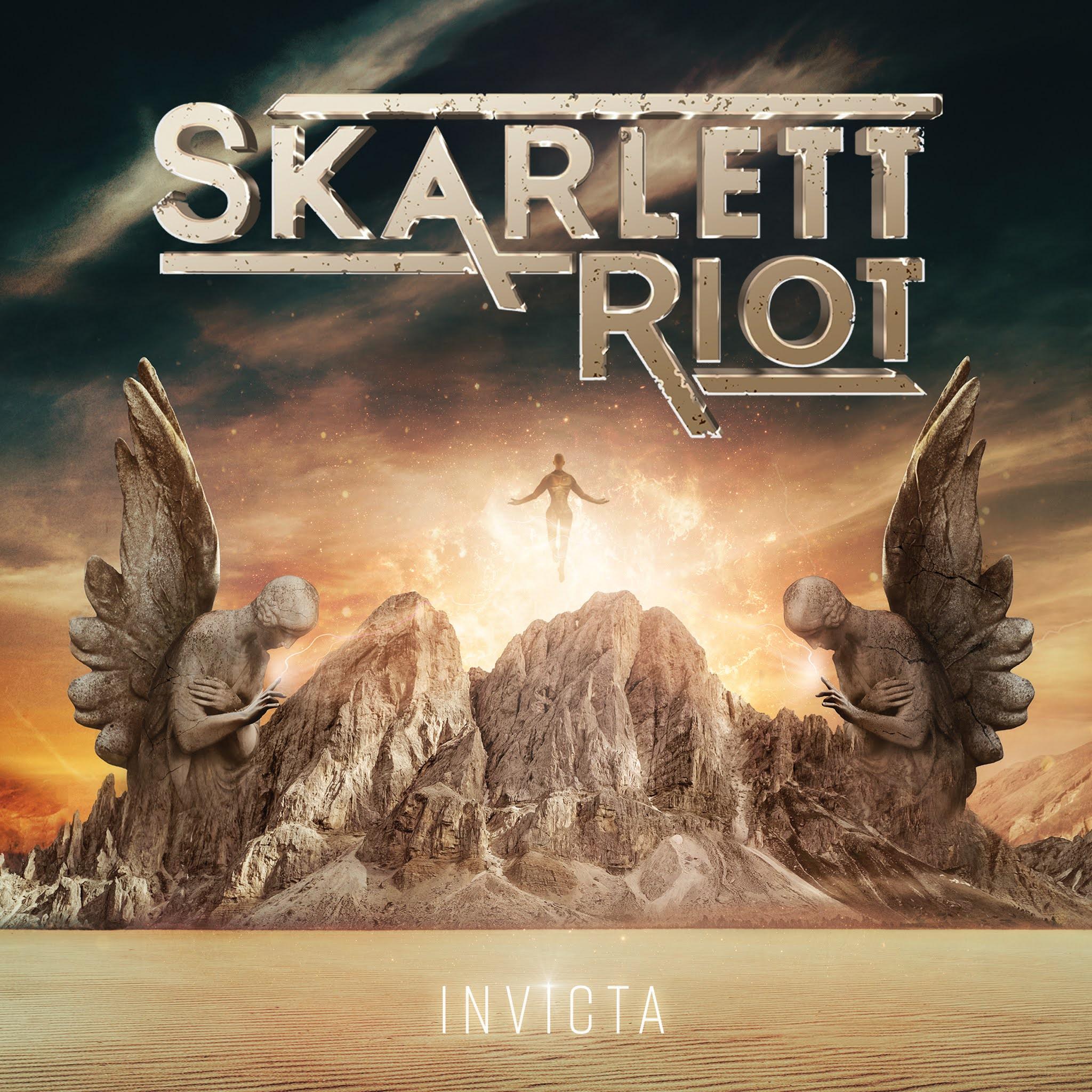 Skarlett Riot cover album