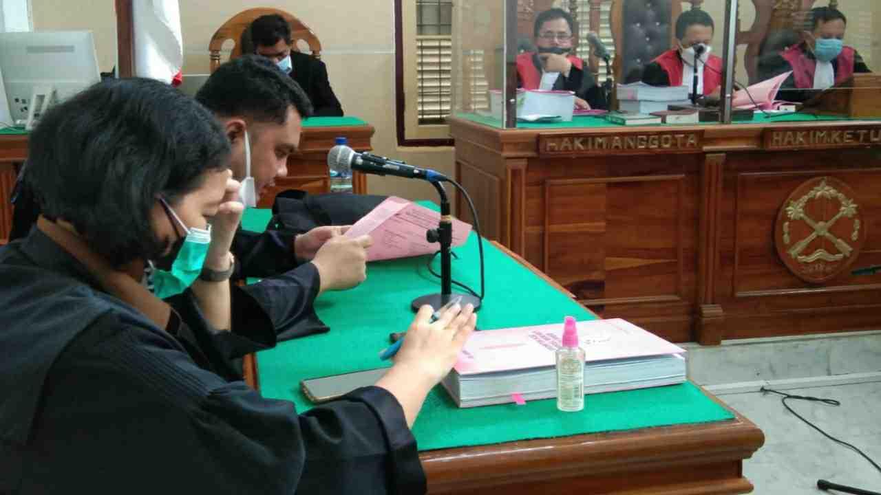 Dalam Dakwaan Jaksa, Terdakwa Gunakan Dana JKN Rp 2,7 M Untuk Kepentingan Pribadi