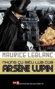 Những cú siêu lừa của Arsène Lupin